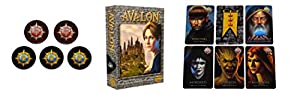 The Resistance Avalon Stratergy Game, Pack of 1