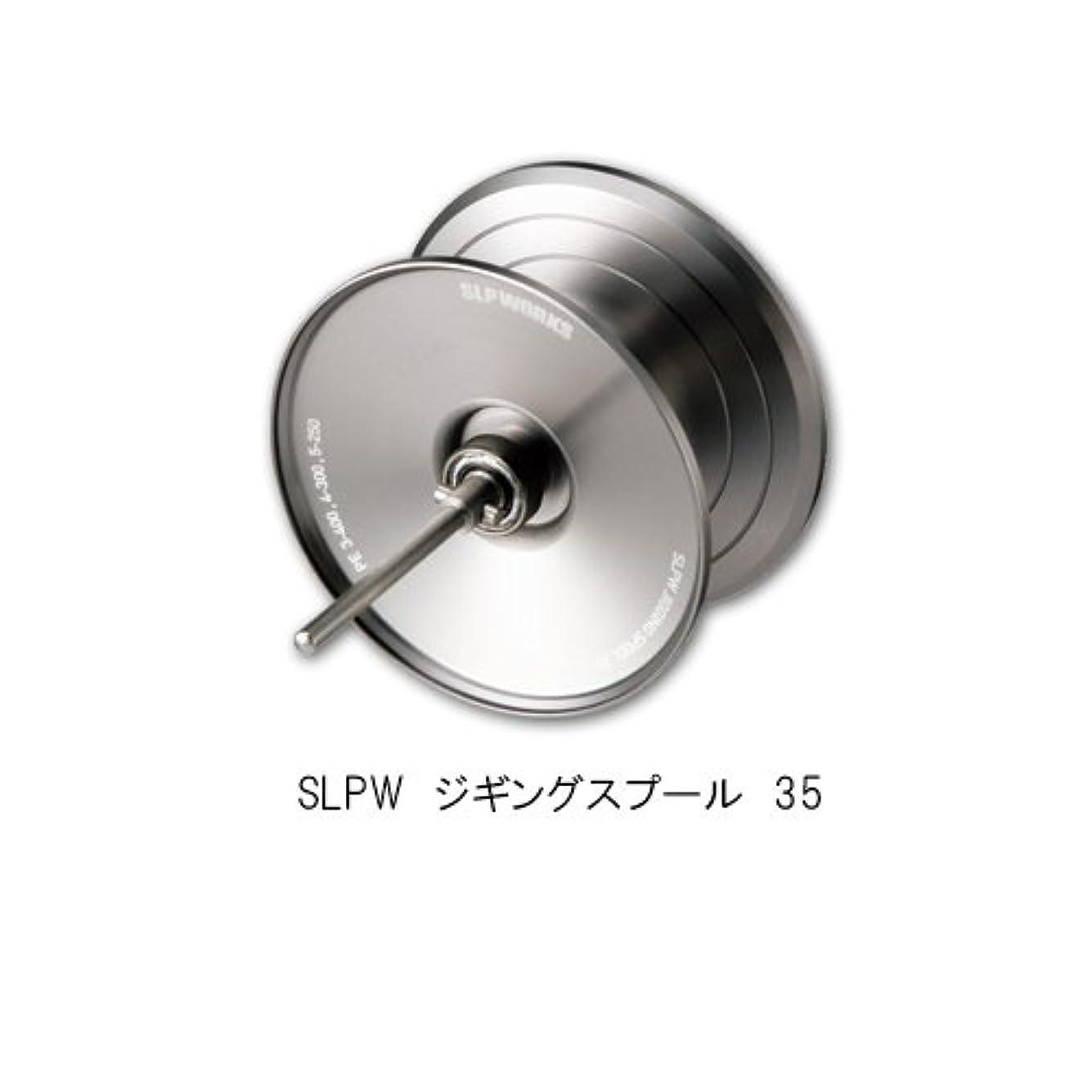 電子レンジ忌まわしいなめらかなDaiwa SLP WORKS(ダイワSLPワークス) リール SLPW ジギングスプール35GM.