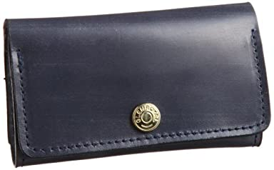 03-6131 Slim Business Card Holder: Marine