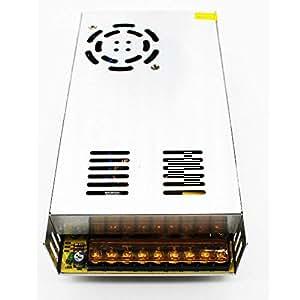 スイッチング電源 DC 12V 30A AC 110V/220V 360W 大容量電源 スイッチ電源 直流安定化電源 直流電源変換器 安全保護回路 自動リセット可能 電源装置