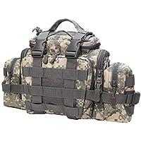 i-loop フィッシングバッグ 大容量 3WAY 釣りバッグ 前面 広口開口 ショルダー バッグ 多機能 ランガン バッグ