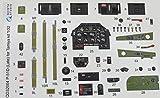 クインタスタジオ 1/32 P-51D 後期型 内装3Dデカール (タミヤ用) プラモデル用デカール QNTD32004