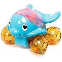 Munchkin Wet Wheels Bath Toy, Colors May Vary by Munchkin [並行輸入品]