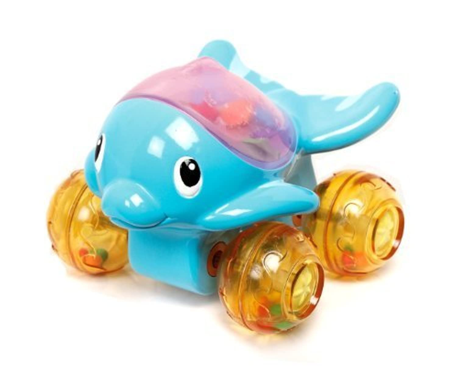 Munchkin Wet Wheels Bath Toy, Colors May Vary by Munchkin [並行輸入品]