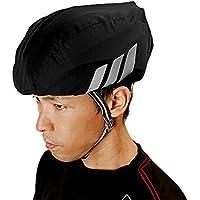 OGK KABUTO(オージーケーカブト) ヘルメットレインカバー ブラック フリーサイズ