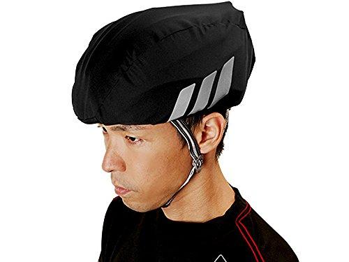 [해외]OGK KABUTO (오지 케 카부토) 헬멧 레인 블랙 프리 사이즈/OGK KABUTO (Aussie Kee Kabuto) Helmet Rain Cover Black Free Size