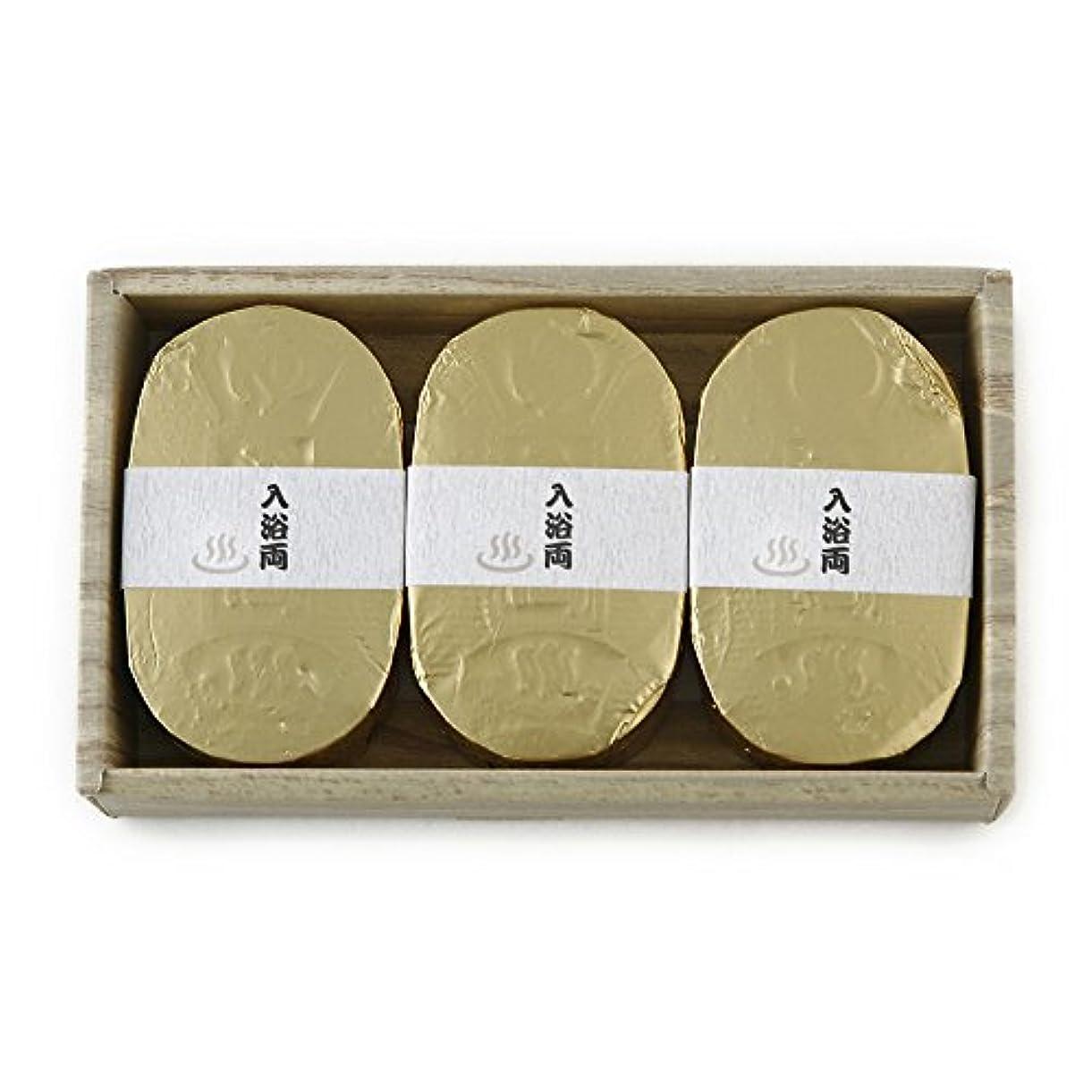メッセンジャーアセ広く小判型バスボム 入浴両 3個入り  864円 30セット