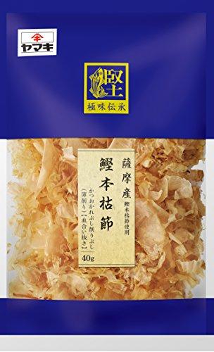 ヤマキ 極味伝承鰹本枯節血合抜 40g×5個