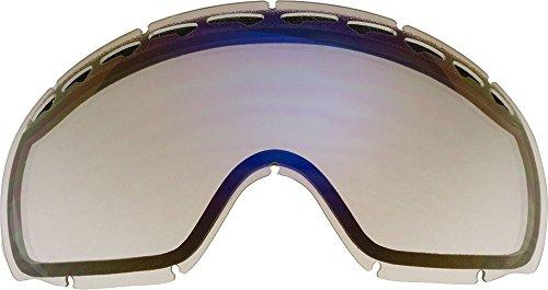 オークリー CROWBAR ゴーグル用交換レンズ CLEAR MIRROR