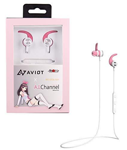 キズナアイ × AVIOT コラボレーションモデル WE-D01c-kzn Bluetoothイヤホン iphone android 対応