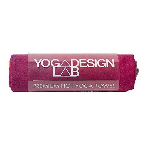Yoga Design Lab (ヨガデザインラボ)ヨガタオル マイクロファイバーのヨガラグ ヨガマットサイズ (Horizon)