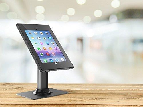 mount-it 。タブレットスタンド盗難防止キオスクマウントApple iPad Pro 12.9ホルダープレミアム、ロックパブリックデスクの表示ケースホルダー