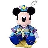 ディズニー 七夕デイズ 2019 ぬいぐるみバッジ ( ミッキー マウス ) ぬいば チェーンバッジ ディズニー 七夕 2019 リゾート限定