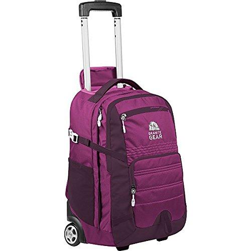 グラナイトギア バッグ バックパック・リュックサック Haulsted Wheeled Backpack Verbena/Go [並行輸入品]