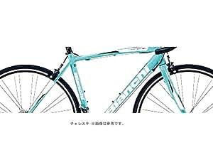 BIANCHI(ビアンキ) CYCLE 2018 VIA NIRONE-7 PRO CLARIS(2x8s)ロードバイク チェレステ 50