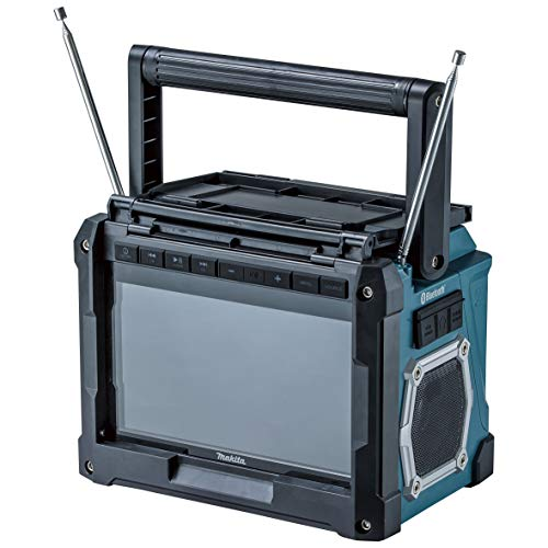 マキタ(Makita) 充電式ラジオ付テレビ TV100