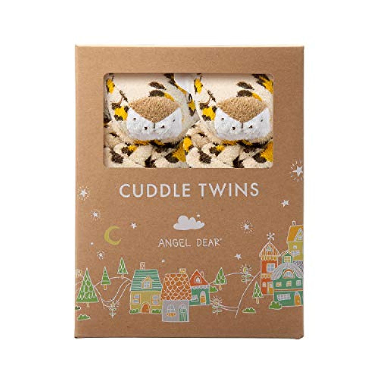 Angel Dear Cuddle Twin Set ブランケット 2個セット ヒョウ