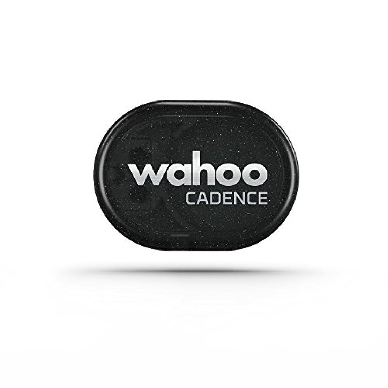 均等にセットアップ財産Wahoo RPMケイデンスセンサー(iPhone、Android、およびサイクルコンピュータ用)