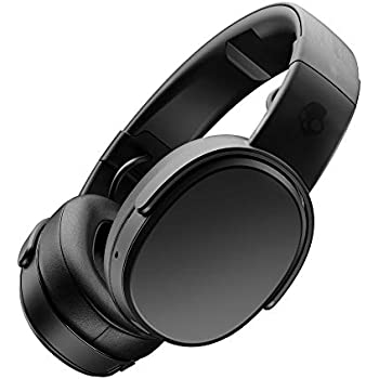 Skullcandy Crusher Wireless ワイヤレスヘッドホン Bluetooth対応 BLACK S6CRW-K591【国内正規品】