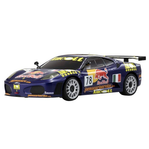 ミニッツレーサーMR-03W-RM BCS フェラーリ F430 GT No.78 07LM