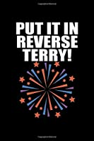 Put it in reverse terry!: Food Journal   Track your Meals   Eat clean and fit   Breakfast Lunch Diner Snacks   Time Items Serving Cals Sugar Protein Fiber Carbs Fat   110  pages   6 x 9 in   15.24 x 22.86 cm