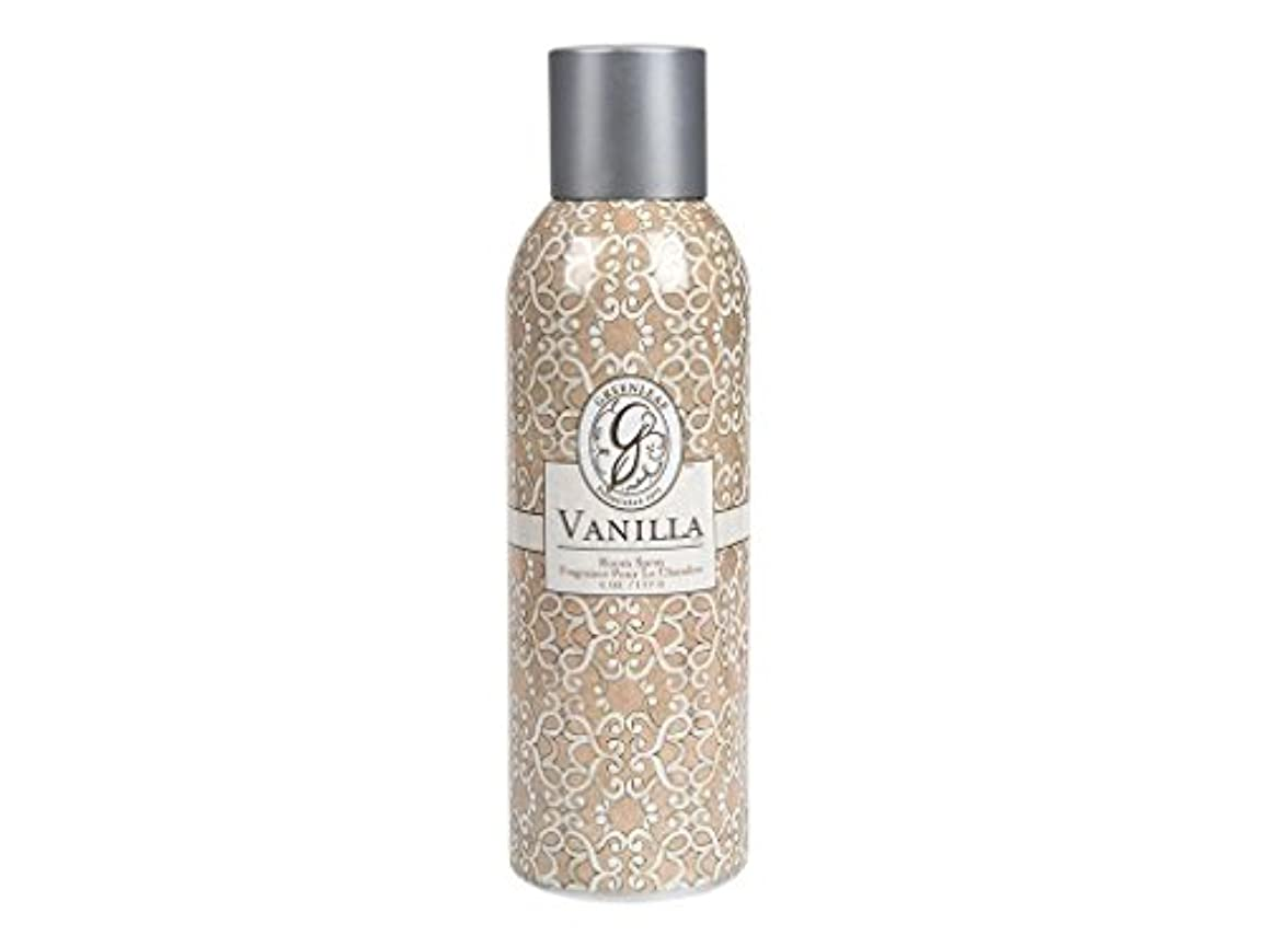 データヘビ項目GREENLEAF ROOM SPRAY VANILLA