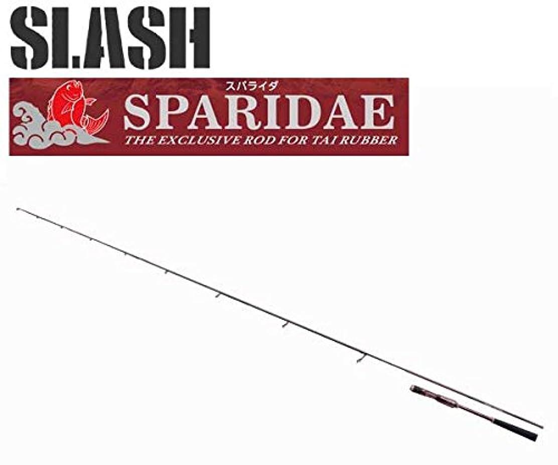 酔った中級付き添い人SLASH(スラッシュ) SPARIDAE(スパライタ) SP-S712-TB 216cm 061224 タイラバロッド スピニング