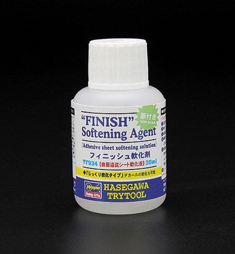 ハセガワ フィニッシュ軟化剤 プラモデル用素材 TF934
