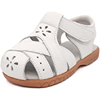 LONSOEN Girls Girls Sandals
