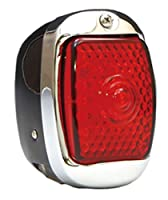 イージーライダース CT 1940-53テールライト ブラック 5914-LED