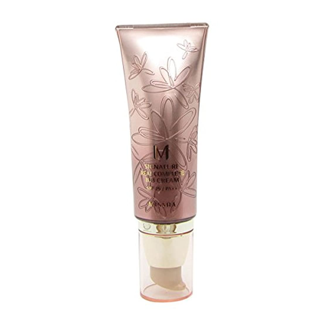 Missha Signature Real Complete Bb Cream Fps25/pa++ No.13 Light Milky Beige 45g [並行輸入品]