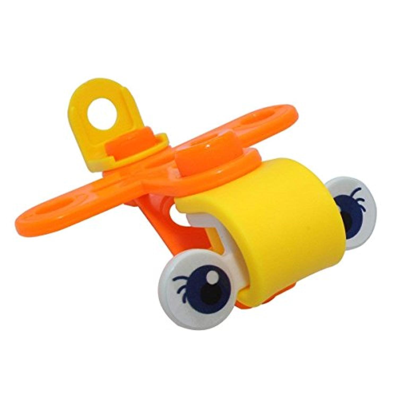 DIY StemアセンブリPlane Building Block Toys ConstructionエンジニアリングStackingおもちゃ子供教育玩具の誕生日パーティークリスマス、ボックスパッケージ化