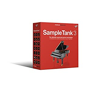 IK Multimedia SampleTank 3 通常版 - サウンド&グルーヴ・ワークステーション【国内正規品】