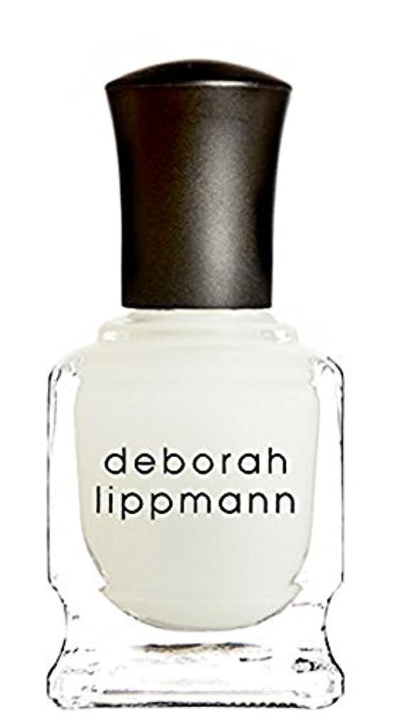 犠牲ゲインセイテクトニック[Deborah Lippmann] デボラリップマン フラット トップ マット メーカー トップ コート FLAT TOP トップコート マット仕上げになるトップコートです さらっとして塗りやすく、お手持ちのネイルを...