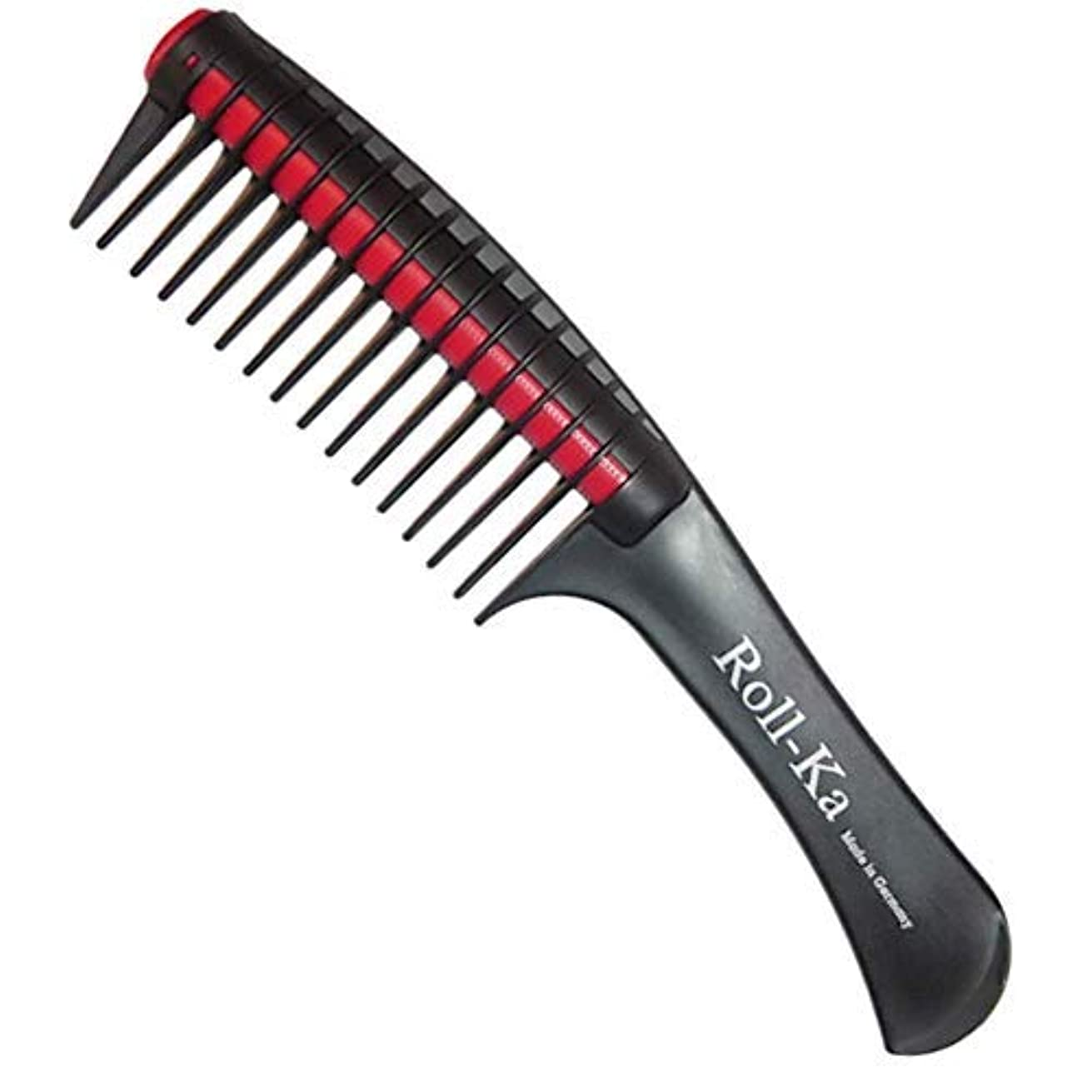 アサー守る和らげるHercules Sagemann Roll-Ka Antisplicing Hair Comb 9