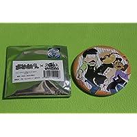 おそ松さん ばくだん焼き本舗 トレーディング缶バッジ ペア vol.2 チョロ松&一松 年中松