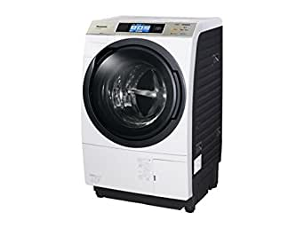 Panasonic ドラム式洗濯乾燥機 右開き 10kg クリスタルホワイト NA-VX9500R-W