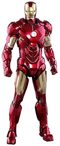 【ムービー・マスターピース DIECAST】『アイアンマン2』1/6スケールフィギュア アイアンマン・マーク4