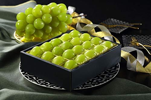 シャインマスカット ジュエルセレクション 岡山県産 特秀 Lサイズ 20粒 お歳暮 クリスマス ギフト 葡萄 ぶどう ブドウ