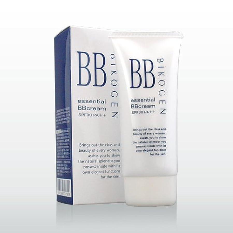 鉛対均等にビコーゲン エッセンシャルBBクリーム40g(ナチュラル)