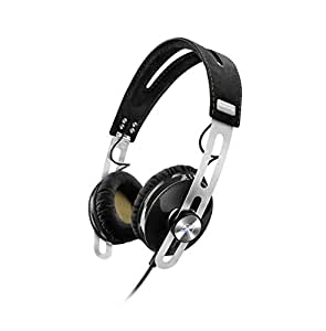 ゼンハイザー MOMENTUM On-Ear G 密閉型オンイヤーヘッドホン Gモデル スマートフォン向け ブラック MOMENTUM On-Ear G BLACK【国内正規品】