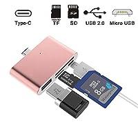 USB 3.03.1Type CカードリーダーMini USB Cカードアダプタfor C Android Phones TFメモリカード TPC