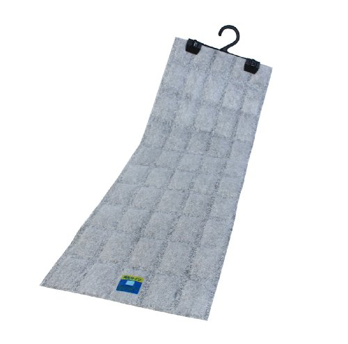 強力 除湿・消臭 シートクローゼット用 吊り下げ型 繰り返し使えるから経済的 (お知らせセンサー付)