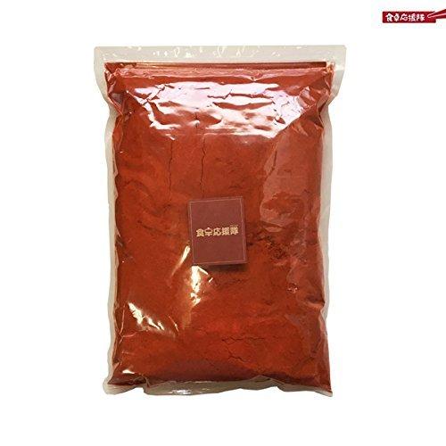 唐辛子粉 キムチ用 1kg 甘口 粗挽き 一味唐辛子 食卓応援隊