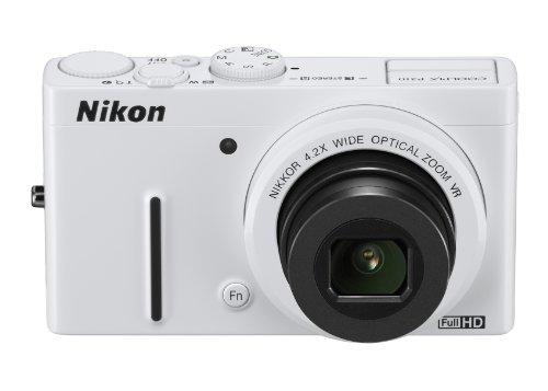 Nikon デジタルカメラ COOLPIX (クールピクス) P310 ホワイト P310WH