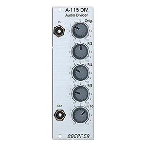 Doepfer オーディオディバイダー A-115 Audio Divider ユーロラック モジュラー シンセサイザー