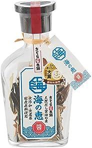 フーズネット福島 天然だし醤油の素 海の恵醤 15g