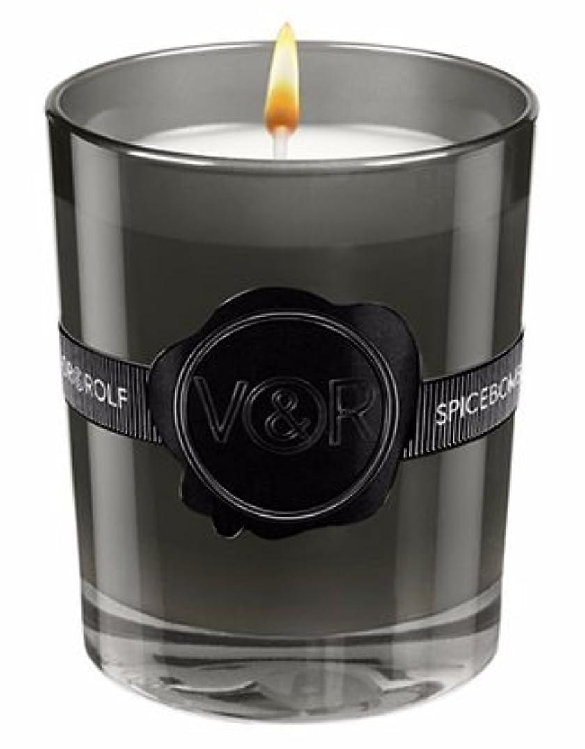 ロイヤリティ部門畝間Viktor & Rolf Spicebomb Scented Candle