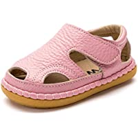 BODATU Girls and Boys Summer Comfortable Toddler Sandals
