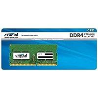 CFD販売 Crucial (Micron製) ノートPC用メモリ PC4-25600(DDR4-3200) 4GBx1枚 CL22 260pin 無期限保証 D4N3200CM-4G